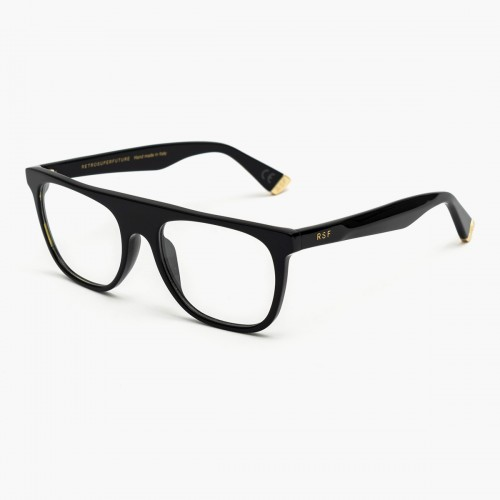 Flat Top Optical AS6 Nero