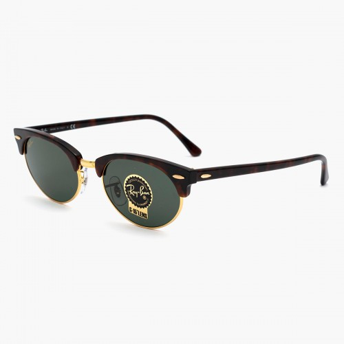 RB3946 CLUBMASTER OVAL...